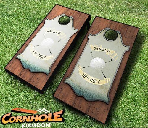 golf cornhole set with bags - Corn Hole Sets
