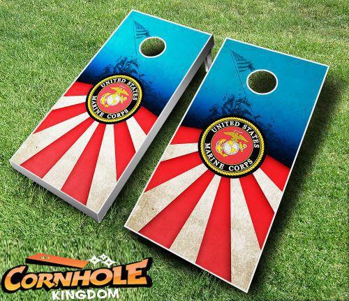 usmc cornhole set - Corn Hole Sets